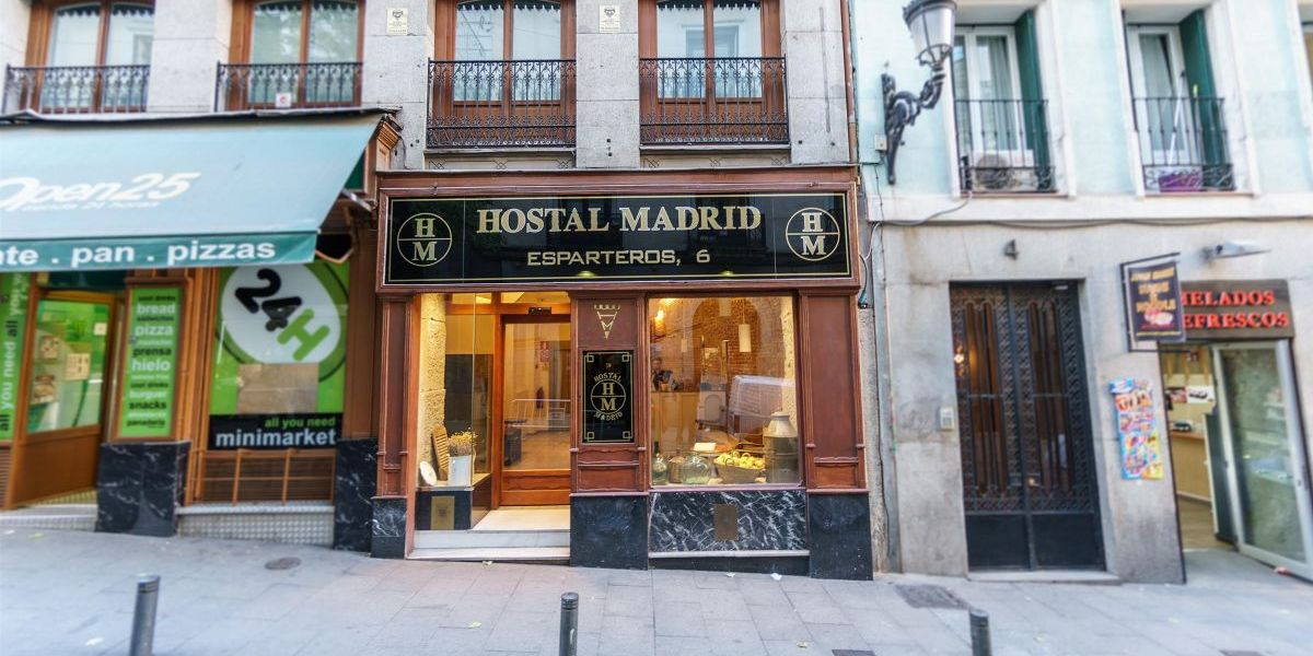 Hotel In Centro A Madrid